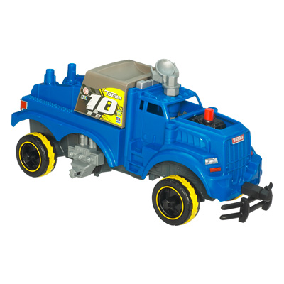 TONKA MOD MACHINES Systems DX14 SEMI-HAULER Vehicle