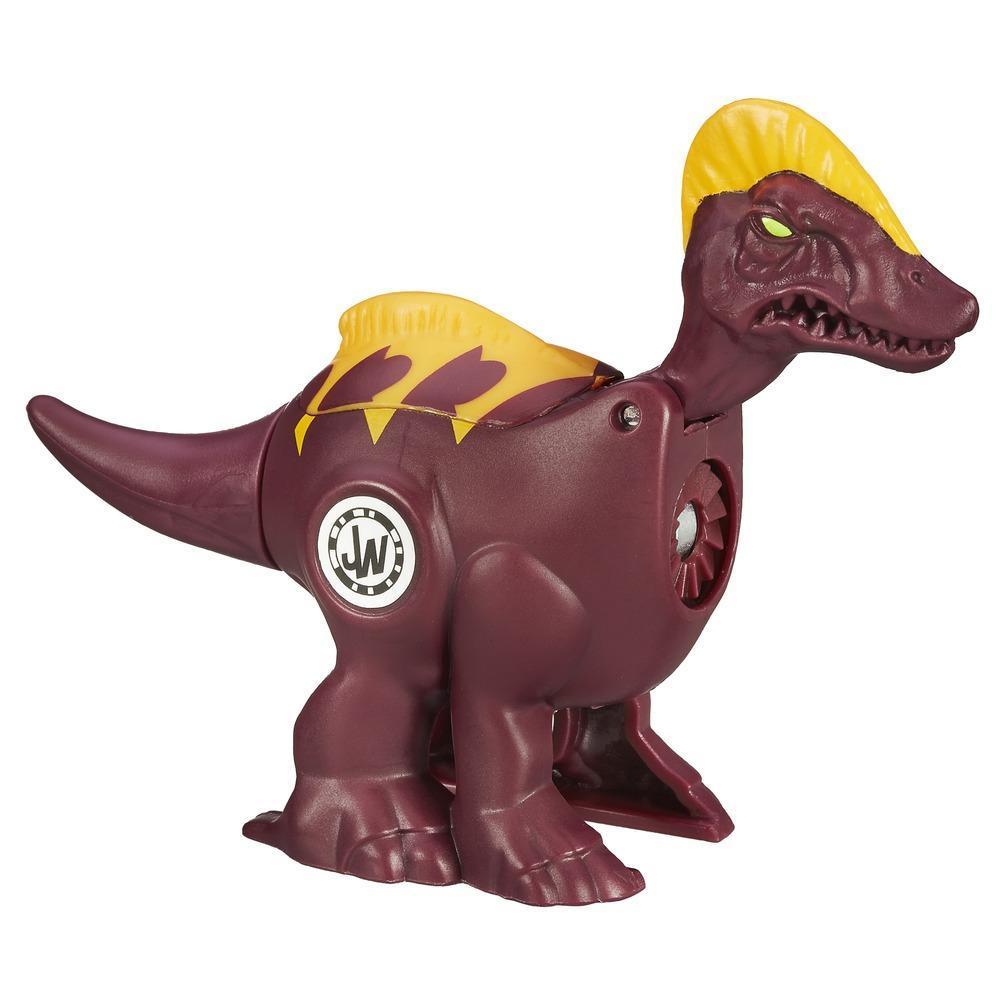 Jurassic world brawlasaurs corythosaurus figure toys for boys