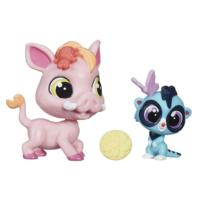 Littlest Pet Shop Pet Pawsabilities Warren Plainley & Mira Surrey