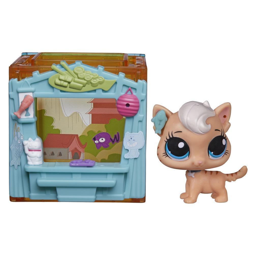 littlest pet shop la boutique style set 3 petshop  Acheter pas cher