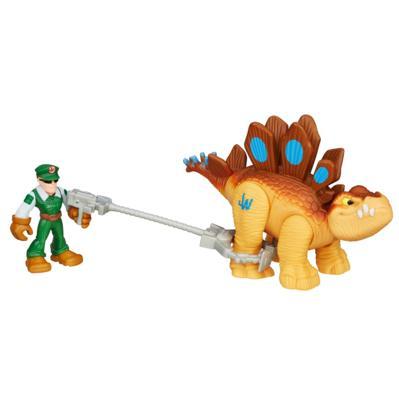 Playskool Heroes Jurassic World Tracker Stegosaurus