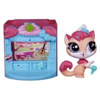 Littlest Pet Shop Mini Style Set Kitty