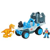 Playskool Heroes Jurassic World Dino Tracker 4x4 Vehicle