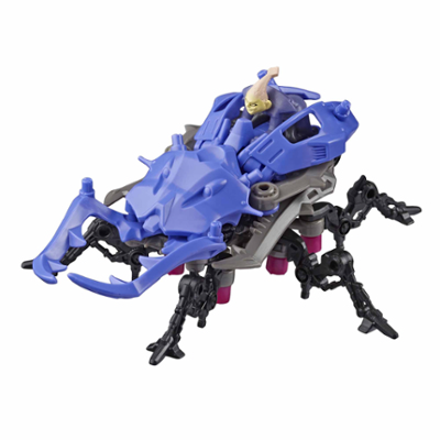 Zoids Mega Battlers Pincers - Beetle-Type Buildable Beast Figure, Wind-Up Motion - Kids Toys Ages 8 and Up, 29 Pieces