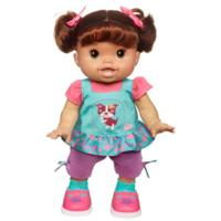 BABY ALIVE BABY WANNA WALK Hispanic Doll