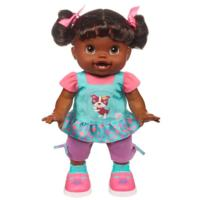 BABY ALIVE BABY WANNA WALK African American Doll