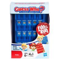 GUESS WHO? FUN ON THE RUN Game