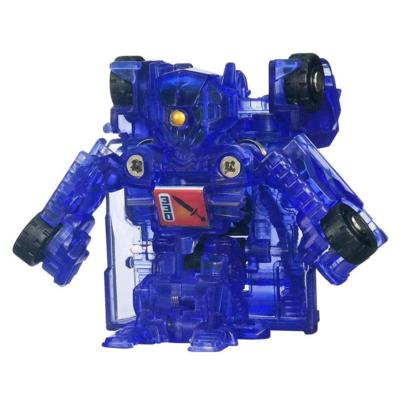 TRANSFORMERS BOT SHOTS Battle Game Series 1 SHOCKWAVE Vehicle