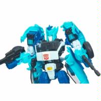 TRANSFORMERS Generations Deluxe Class: BLURR