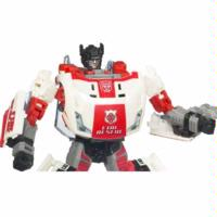 TRANSFORMERS Generations Deluxe Class: RED ALERT