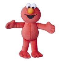 Playskool Friends Sesame Street Bean Bag Buddies Elmo Plush