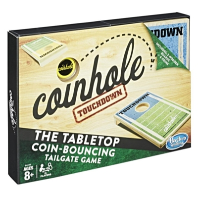 Coinhole Touchdown game