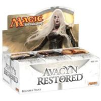 Avacyn Restored Booster Display