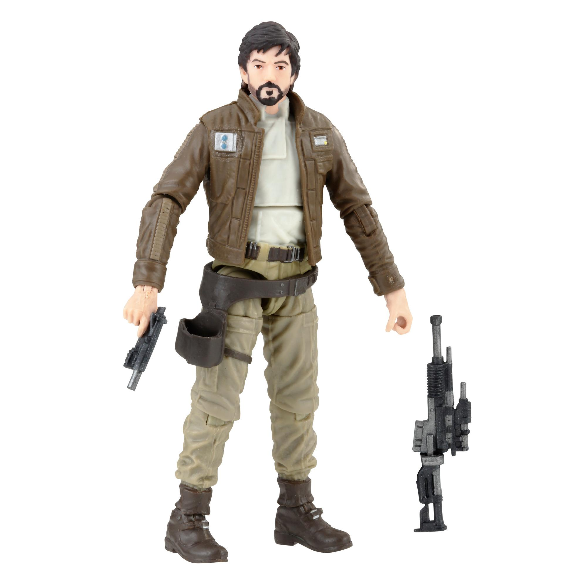 Star Wars The Vintage Collection Captain Cassian Andor 3.75-inch Figure