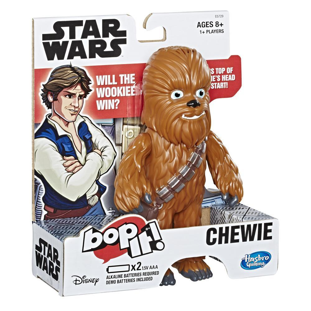 Bop It! Electronic Game Star Wars Chewie Edition for Kids Ages 8 and up