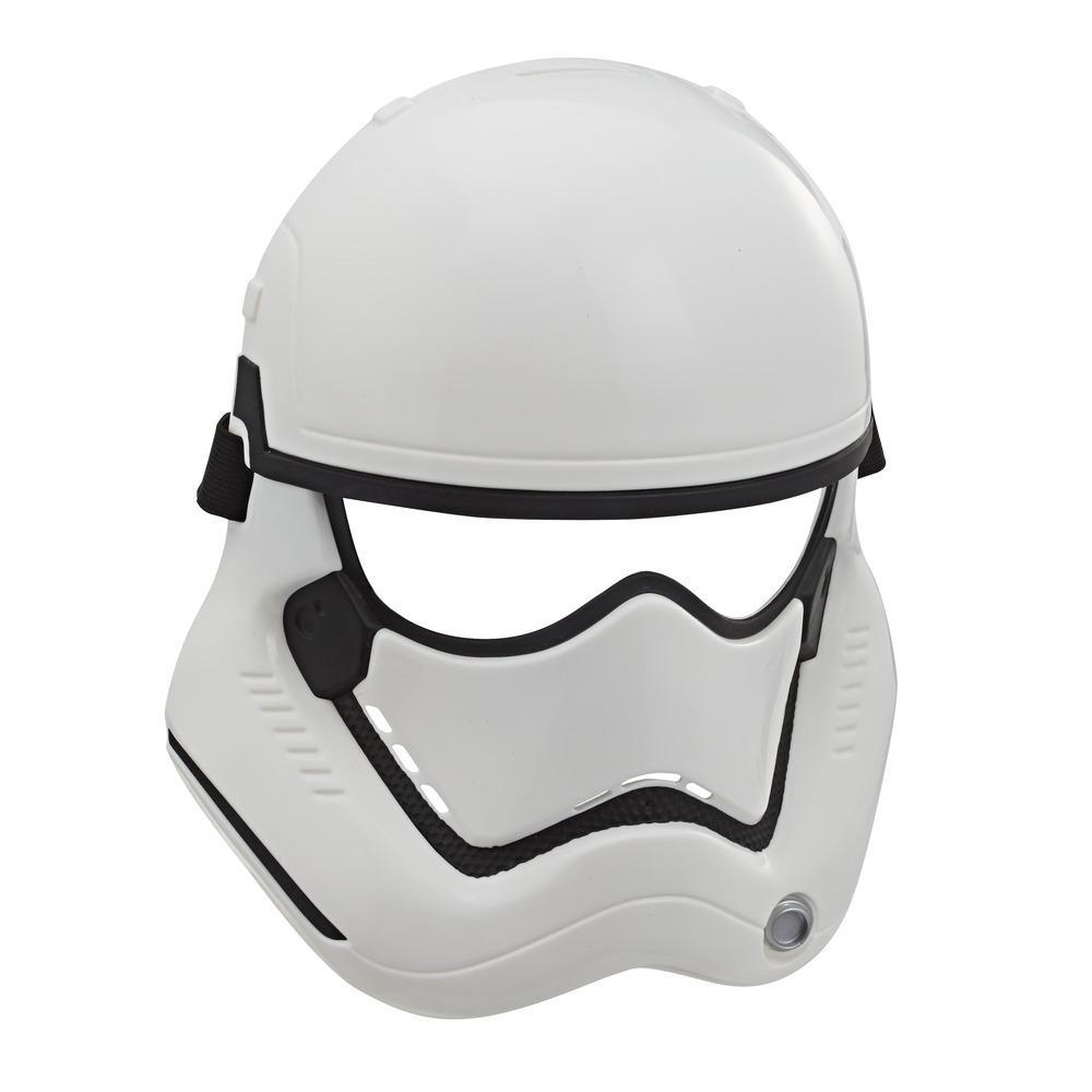 Star Wars First Order Stormtrooper Mask for Kids Roleplay and Costume Dress Up, Star Wars: The Rise of Skywalker