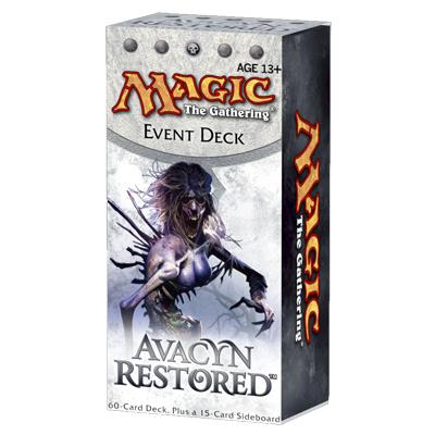 Avacyn Restored Event Deck Assortment