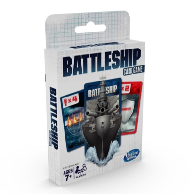 Battleship Card Game