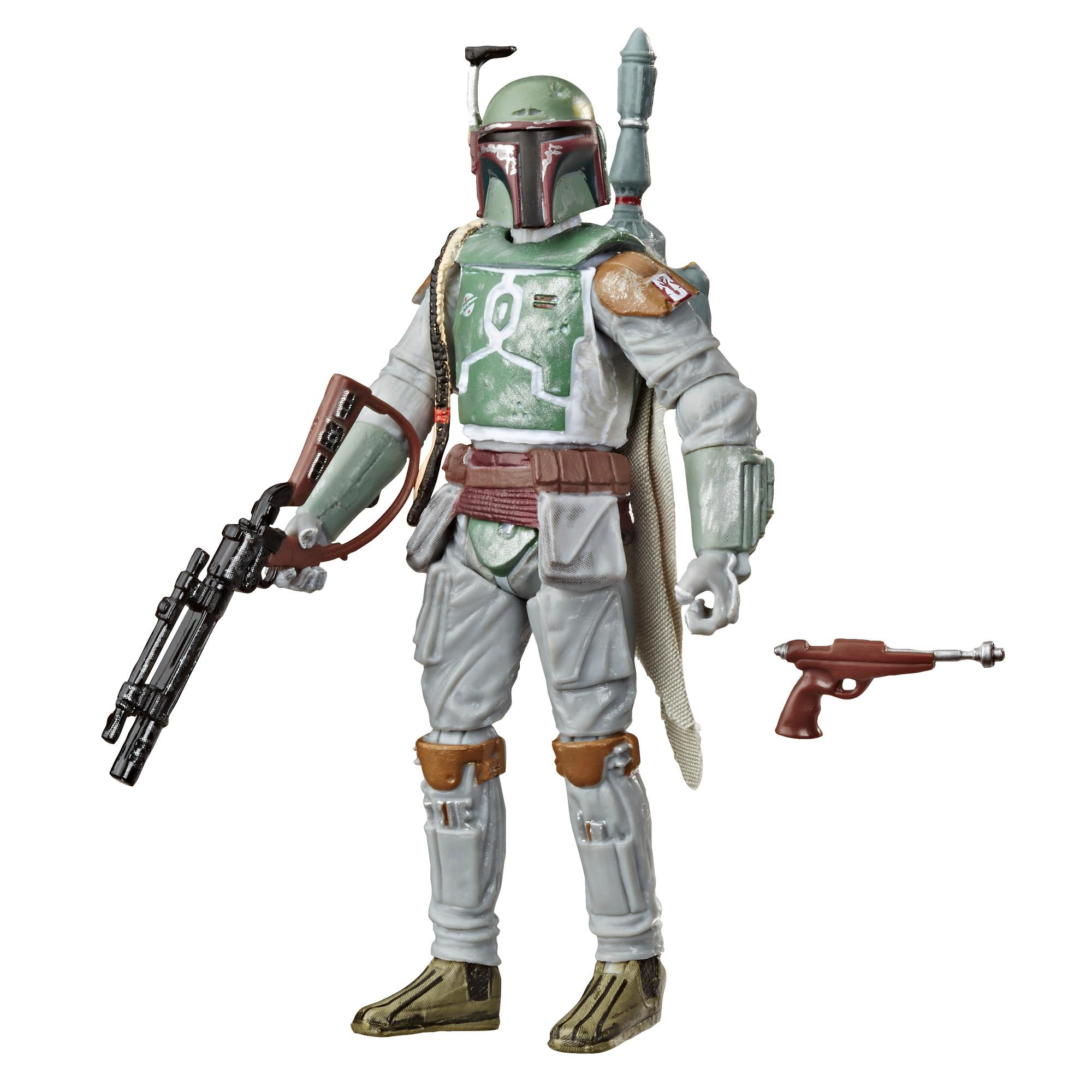 Star Wars The Vintage Collection Episode V: The Empire Strikes Back Boba Fett 3.75-Inch-Scale Action Figure