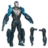 Marvel Iron Man 3 Avengers Initiative Assemblers Hypervelocity Iron Man Figure