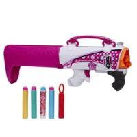 Nerf Rebelle Secrets and Spies Secret Shot Pink