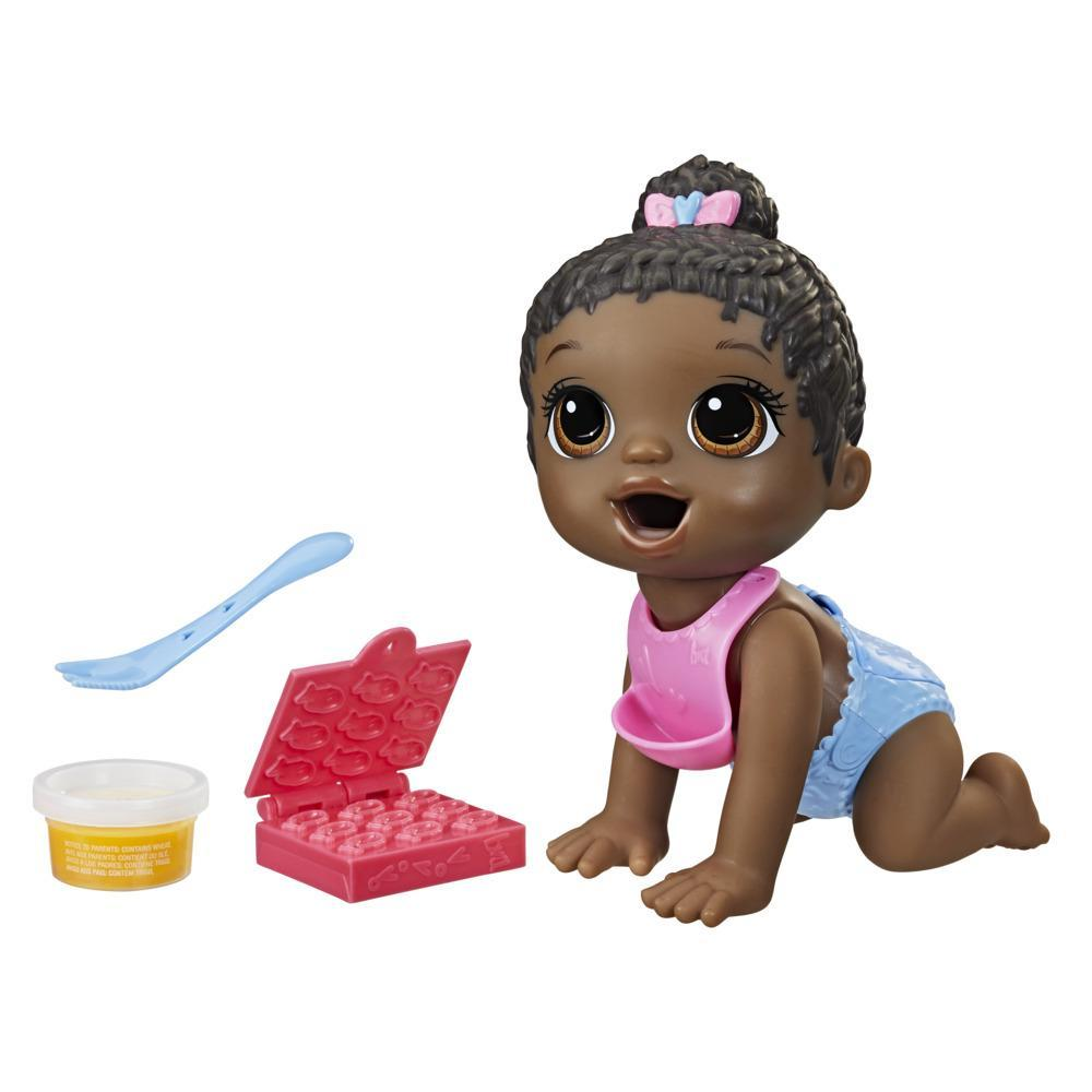 Baby Alive Lil Snacks Doll, Eats and