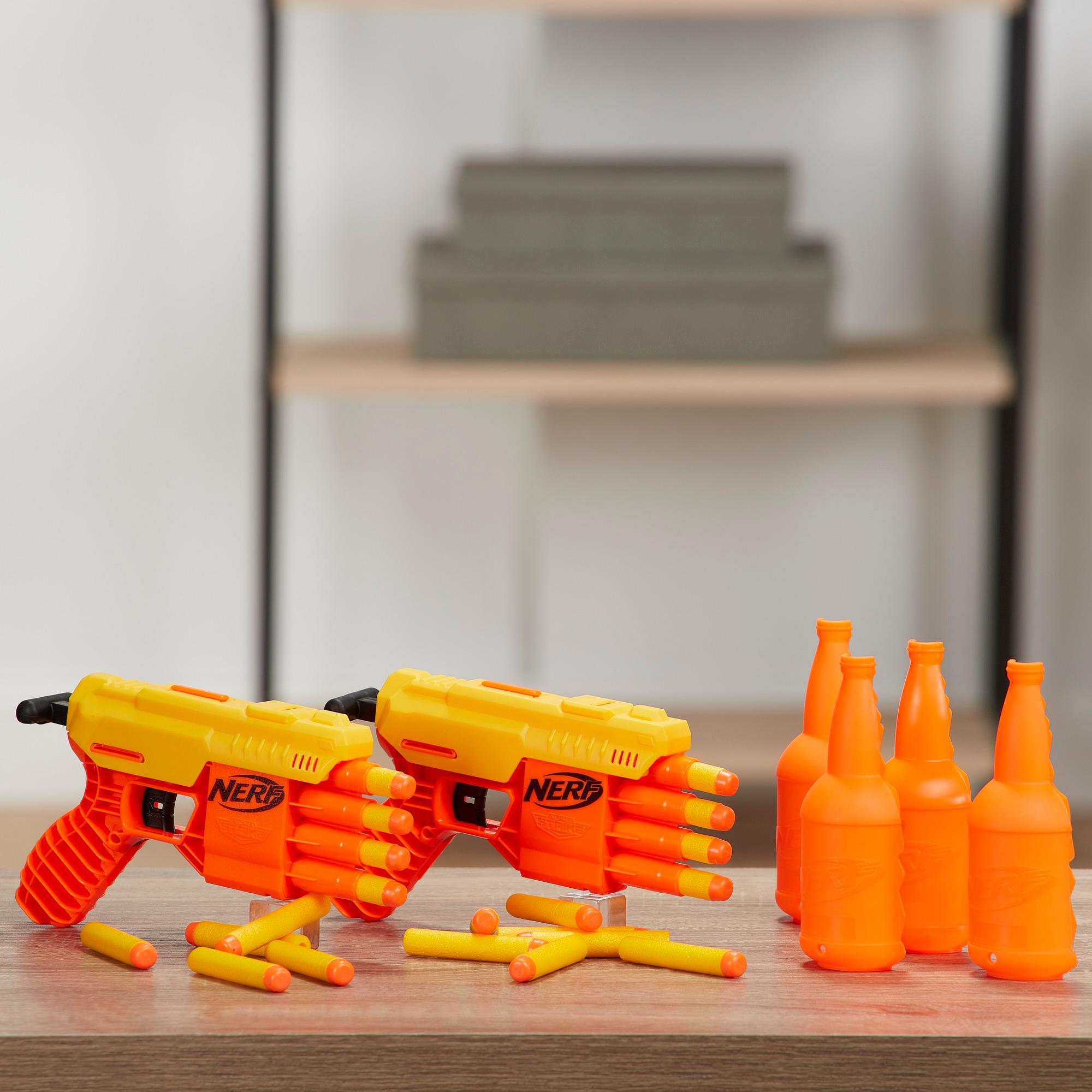Fang QS-4 Dual Targeting Set -- 18-Piece Nerf Alpha Strike Set