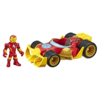 Playskool Heroes Marvel Super Hero Adventures Iron Man Speedster