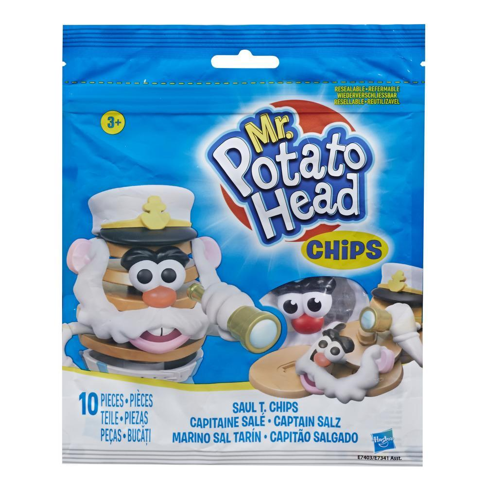 Mr. Potato Head Chips Saul T. Chips Toy for Kids Ages 3+