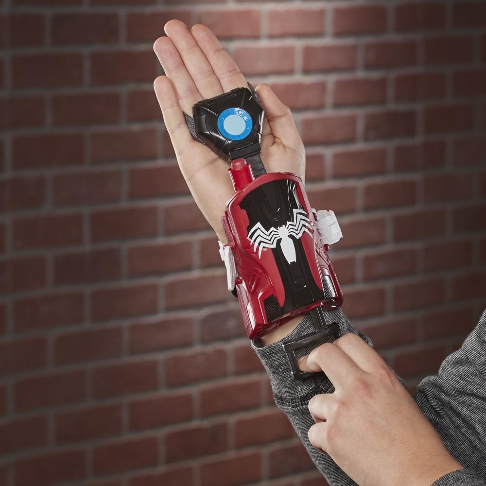 Spider-Man Maximum Venom Venomized Iron Man Set, Venomized Iron Man Mask, Dart Repulsor Ages 5 And Up