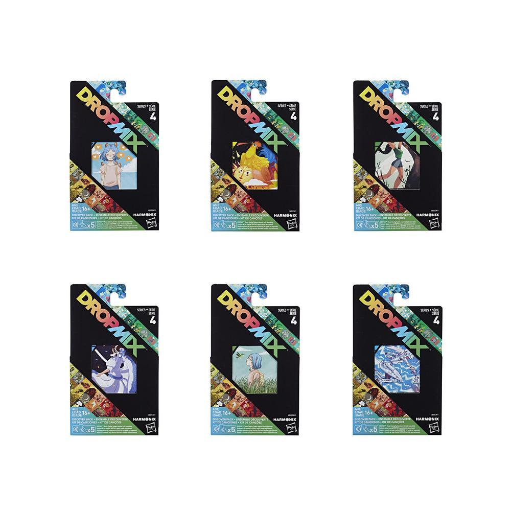 DropMix Discover Pack Complete Series 4 30-Card Bundle
