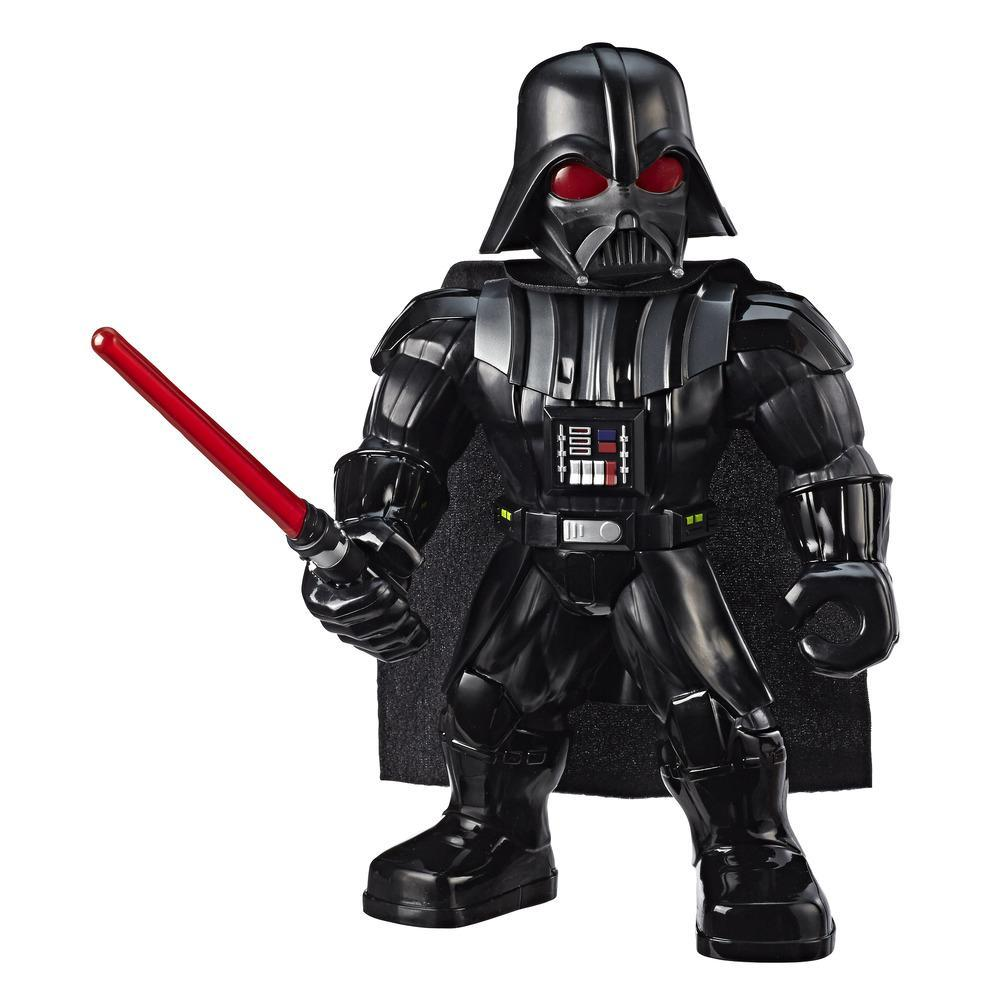 Star Wars Galactic Heroes Mega Mighties Darth Vader 10-Inch Action Figure