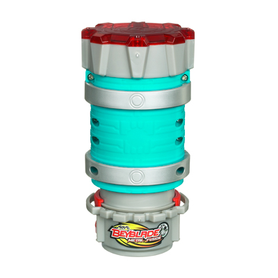 Beyblade Metal Fusion HIGH PERFORMANCE TOPS ASSEMBLY CHAMBER