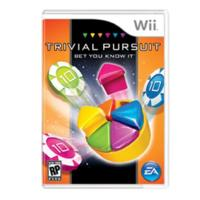 TRIVIAL PURSUIT Bet You Know It for Wii
