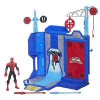 Marvel Ultimate Spider-Man Web Warriors Trickshot Showdown Set