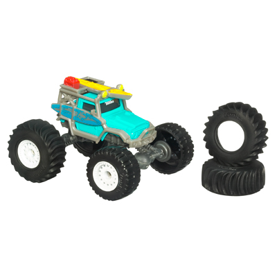 TONKA TREAD SHIFTERS SURF -N- DIRT 1-A Vehicle