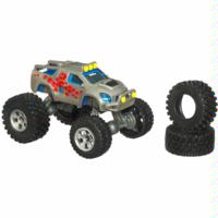 TONKA TREAD SHIFTERS QUICKSAND CRUSHER 3-A Vehicle