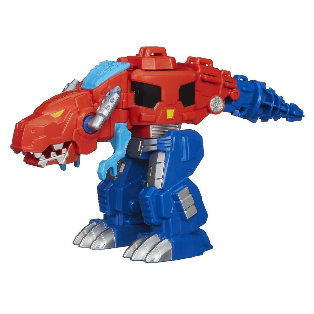 Rescue Bots Optimus Prime Toy Bots Optimus Prime Figure