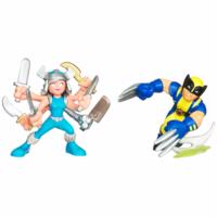 MARVEL Super Hero Squad: WOLVERINE and SPIRAL