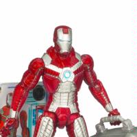 IRON MAN 2 Movie Series: IRON MAN Mark V