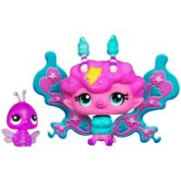 LITTLEST PET SHOP Fairies CANDYSWIRL DREAMS Pack (FLUFFY SWEET FAIRY and Ladybug)