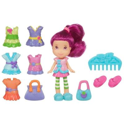 STRAWBERRY SHORTCAKE BERRY PRINCESS FASHIONS Set
