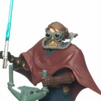 STAR WARS THE CLONE WARS: DESERT SKIFF with ANAKIN SKYWALKER