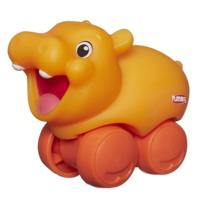 Playskool Mini Wheel Pals Hungry Hippo Vehicle