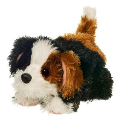 FURREAL FRIENDS SNUGGIMALS SNUG-A-BARKY (Tricolor Dog)