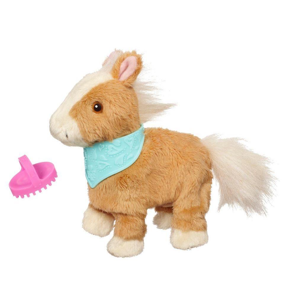 FURREAL FRIENDS SNUGGIMALS Walkin' Ponies SHIMMER SKY Pet | Toys for ...