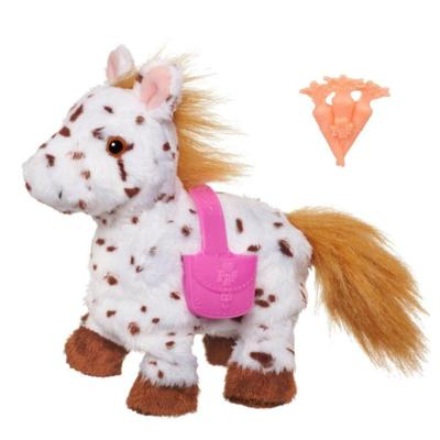 FURREAL FRIENDS SNUGGIMALS Walkin' Ponies SWEET BLOSSOM Pet