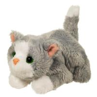 FURREAL FRIENDS SNUGGIMALS SNUG-A-MUFFIN (Silver and White Kitten)