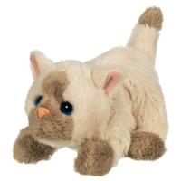 FURREAL FRIENDS SNUGGIMALS SNUG-A-BOOTSIE (Birman Kitten)