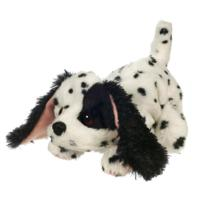 FURREAL FRIENDS SNUGGIMALS SNUG-A-SPOTS (Black and White Spotted Cocker Spaniel)